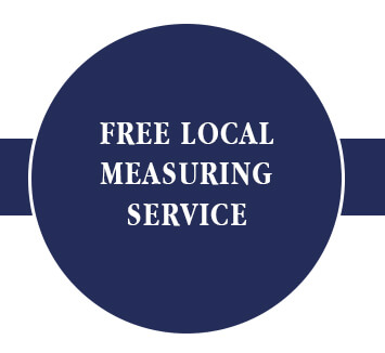 Free local measuring service!